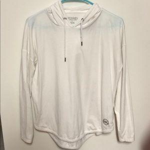 MK pullover sweatshirt